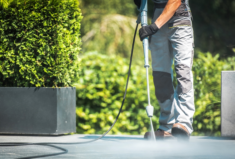 Patio Pressure Cleaning Vancouver, BC